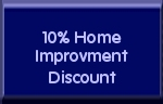 Receive a 10% Discount Coupon from a major home improvement company, with a total savings of up to $500.00